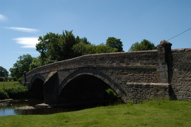 Bridge from the side