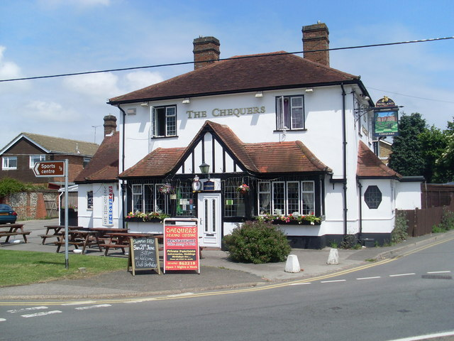 The Chequers Inn, Prestwood