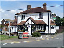 SP8700 : The Chequers Inn, Prestwood by David Hillas