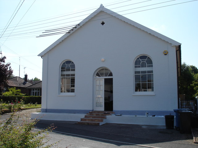 Chapel building, Hadleigh