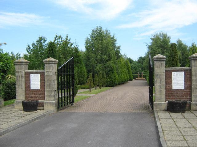 West Cemetery Newton Aycliffe