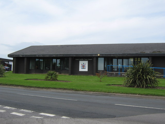 Great Aycliffe Town Council offices