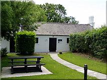 J2036 : The Brontë Interpretative Centre by HENRY CLARK