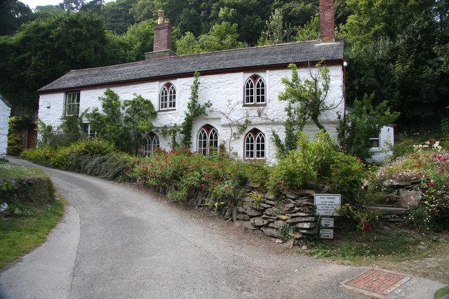 Penarvon Cottage