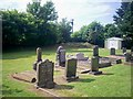 SN1410 : Longstone Chapel, Ludchurch - West Side by welshbabe