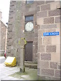 NO8785 : The Cross, Stonehaven by Stanley Howe