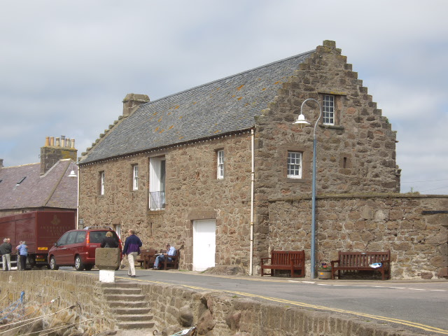 Stonehaven Tolbooth (museum & restaurant)