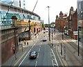 SJ8497 : London Road by Gerald England