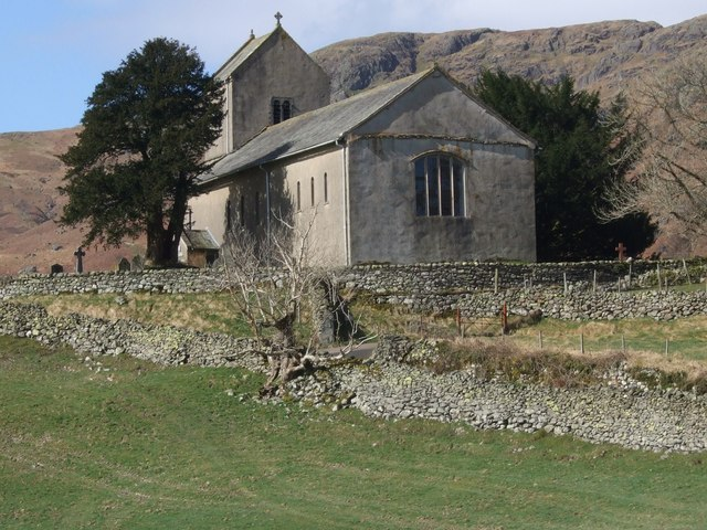 Kentmere Church