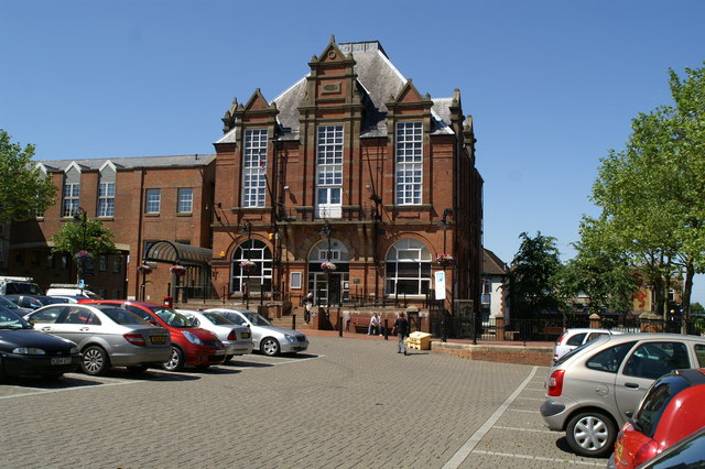 Town Hall, Ripley