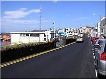 C8540 : Kerr Street, Portrush by Kenneth  Allen