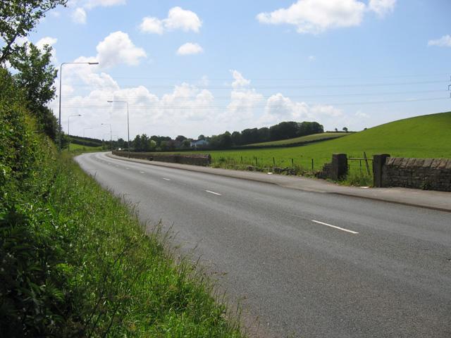 Slyne Road (A6)