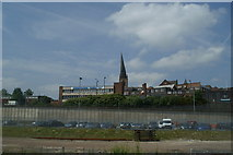 SK3871 : Chesterfield's famous spire by David Long