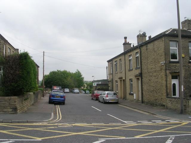 Lister Street - Halifax Road