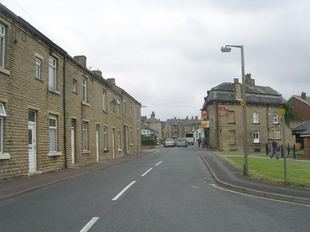 Lightcliffe Road - Waterloo Road