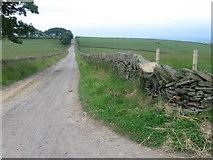 SE1305 : Cartworth Moor Road by Chris Wimbush
