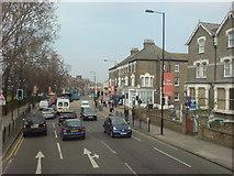 TQ3187 : Green Lanes, N4 by Danny P Robinson
