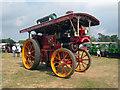 TR2460 : Fairground Steam Engine at Preston Rally, Preston Court Farm by Oast House Archive