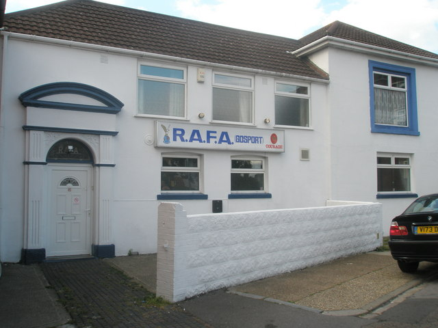 The RAFA Club in White Hart Lane