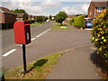 ST8807 : Blandford Forum: postbox № DT11 8, Holland Way by Chris Downer