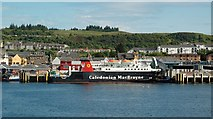 NM8529 : Loading Up At Oban Ferry Terminal by Mary and Angus Hogg