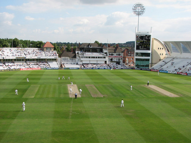 Trent Bridge Cricket Ground - new developments, 2008