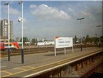 TQ2775 : Britain's busiest railway station, Clapham Junction by Steve  Fareham