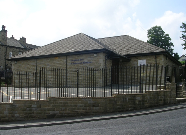 Kingdom Hall of Jehovah's Witnesses - Old Lane