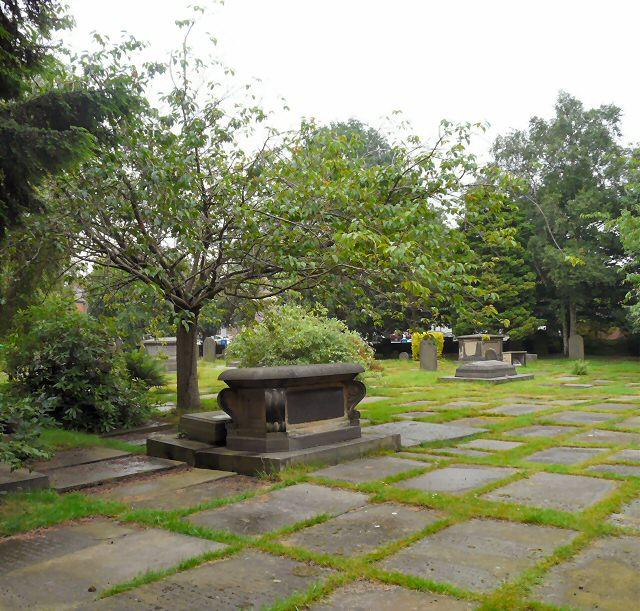 Parish Burial Ground