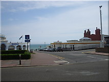 TQ7407 : Channel View Road, Bexhill, East Sussex by nick macneill