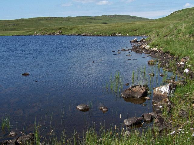 Shore of Loch Glen Ionadal