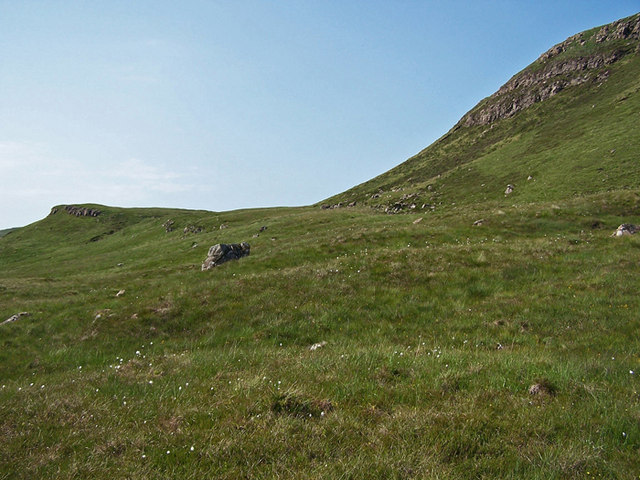 Western slopes of Beinn a' Chapuill