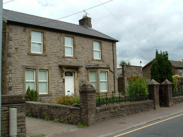 Wesley House, Burtersett Road, Hawes