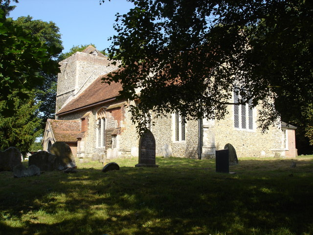 Flowton Church