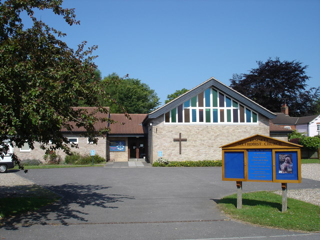 Elmsett Methodist Church