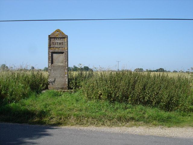 The Tithe Memorial, Elmsett