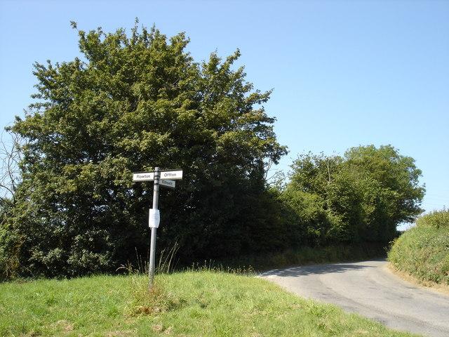 Three-way junction