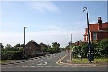 SO7845 : Geraldine Road, Barnards Green, Malvern by Bob Embleton