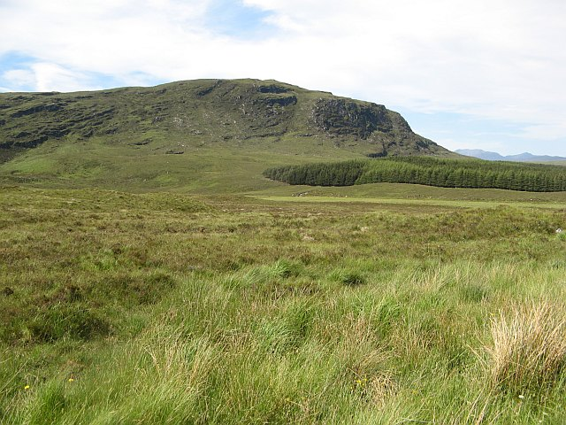 Rough ground, Dirrie More