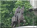 TQ3080 : Statue in Whitehall Gardens by Robert Lamb