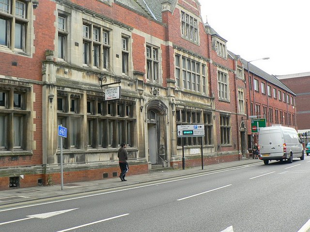 Bedford Central Club, formerly Bedford Post Office