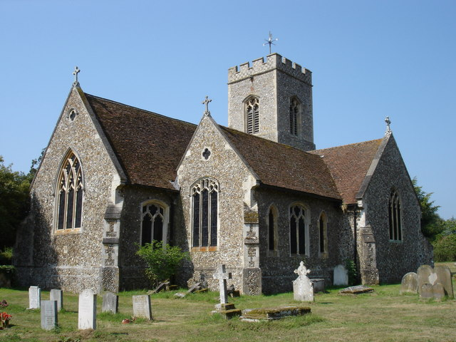 Stutton Church