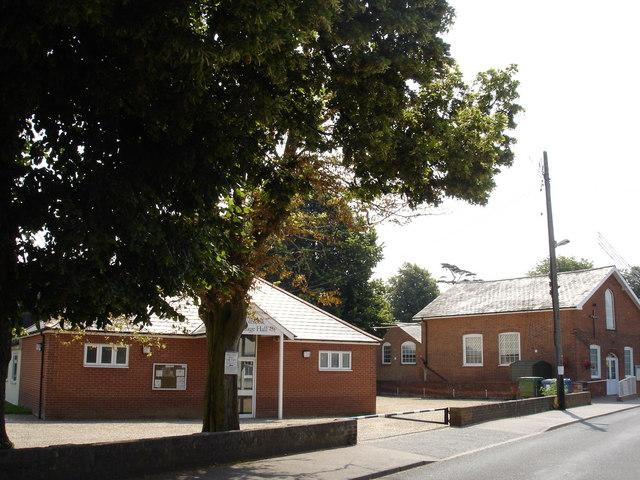 Holbrook Village Hall and Methodist Church