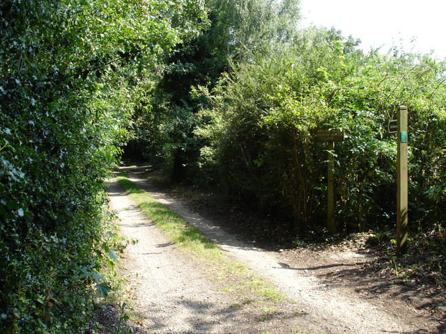 Private road to the Dower House