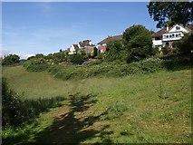 SX8963 : Houses on Seaway Lane by Derek Harper