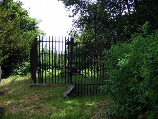 Grave of John Colby