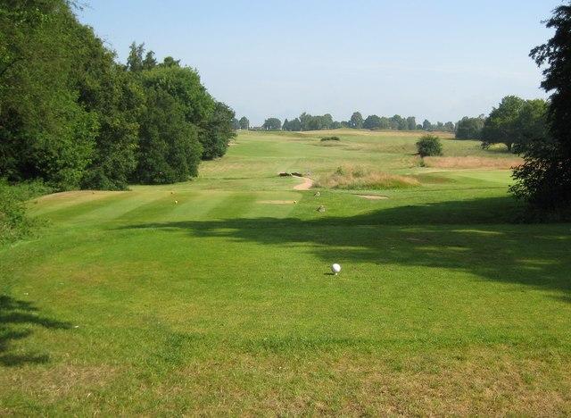 Moor Park: Sandy Lodge Golf Club