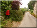 ST3804 : Laymore: postbox № TA20 497 by Chris Downer