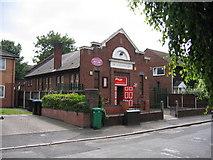 SJ7993 : Salvation Army Church by david newton