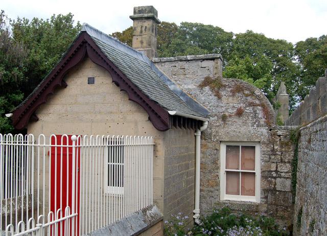 Kennel-keeper's bothy, Belsay Castle